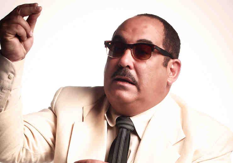 "Alberto Pujol como Rogelio Martínez en ""Celia"""