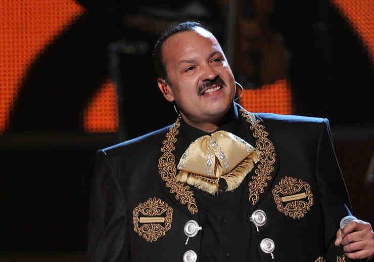 Pepe Aguilar en los Latin GRAMMY Awards 2011