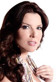 Maritza Rodriguez es Antonia Villarroel en el Rostro de la Venganza