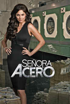 Acero, Woman of Steel (Senora Acero)