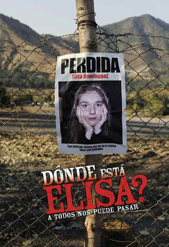 Where is Elisa? - Donde esta Elisa?