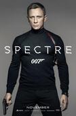 "Póster de la película ""Spectre""."
