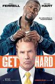"Póster de la película ""Get Hard""."