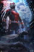 """Póster de """"Ant-Man""""."""