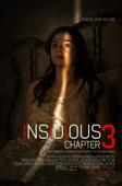 "Póster de ""Insidious: Chapter 3""."