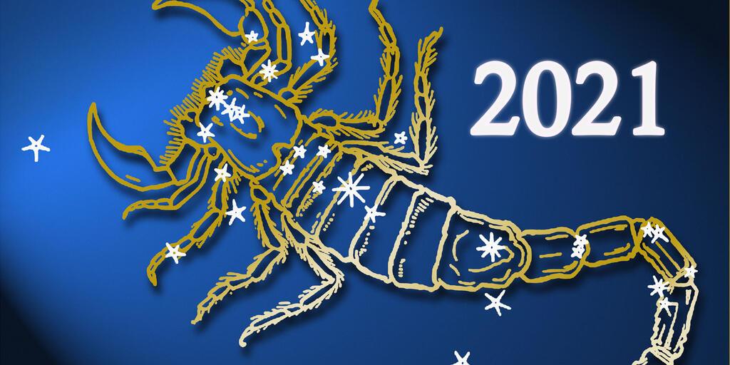 Horóscopo Anual De Escorpio 2021