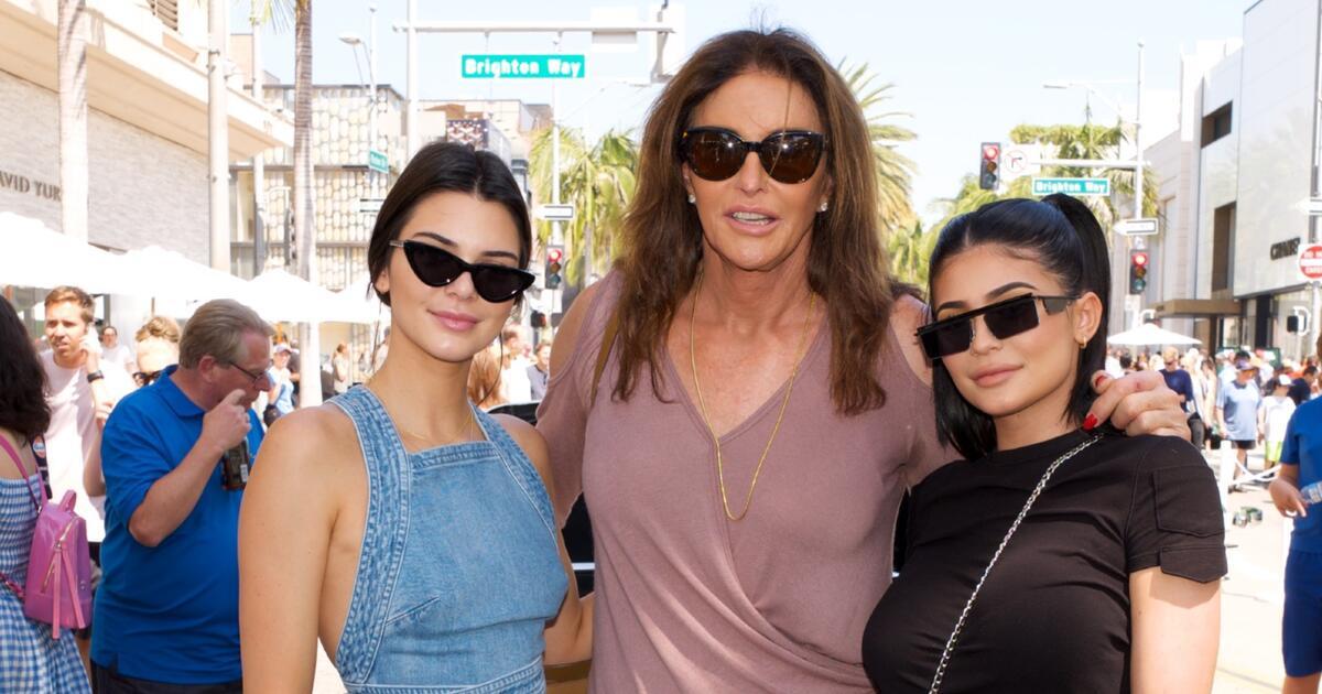 Kendall y Kylie Jenner rinden emotivo tributo a Caitlyn por su cumple