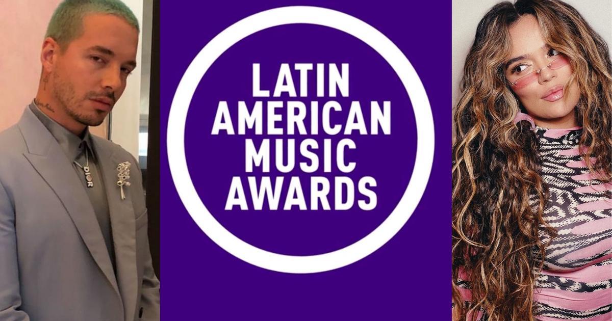 Meet the 2021 Latin American Music Awards Nominees