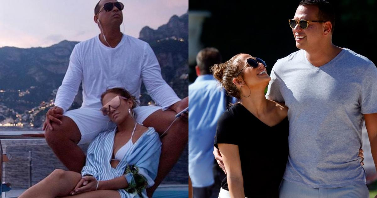 JLo and ARod's best trips around the world