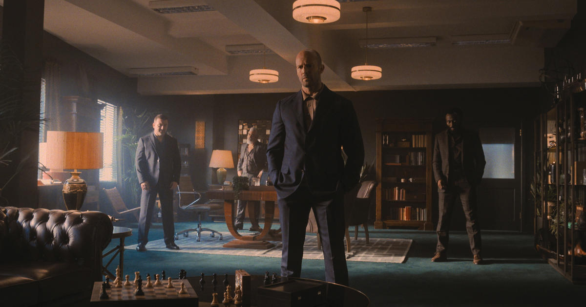 Watch the Official Trailer for 'Wrath of Man' Starring Jason Statham