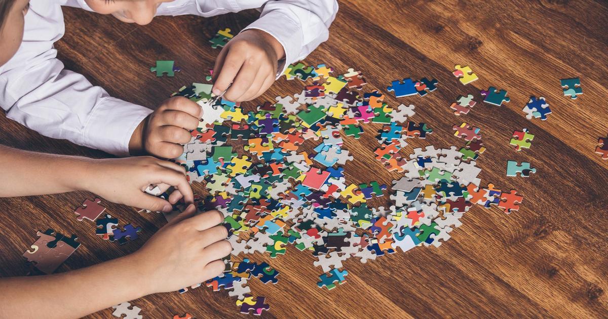 Hora de armar rompecabezas: 7 beneficios para tus niños
