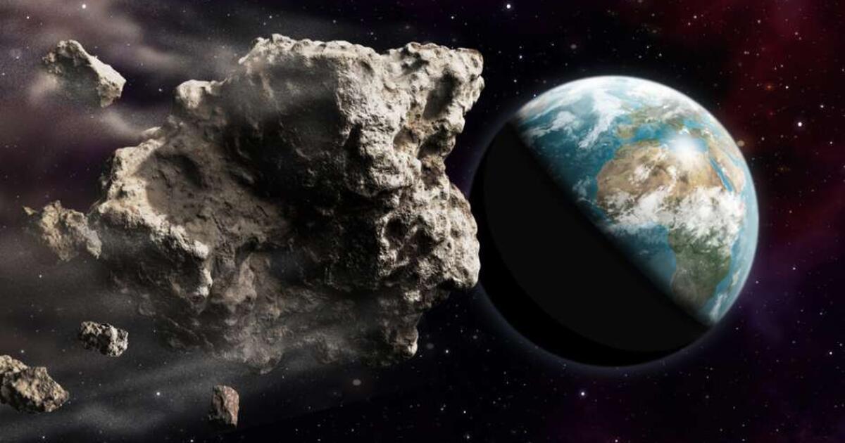 Un asteroide superior al edificio más grande del mundo se acerca a la Tierra