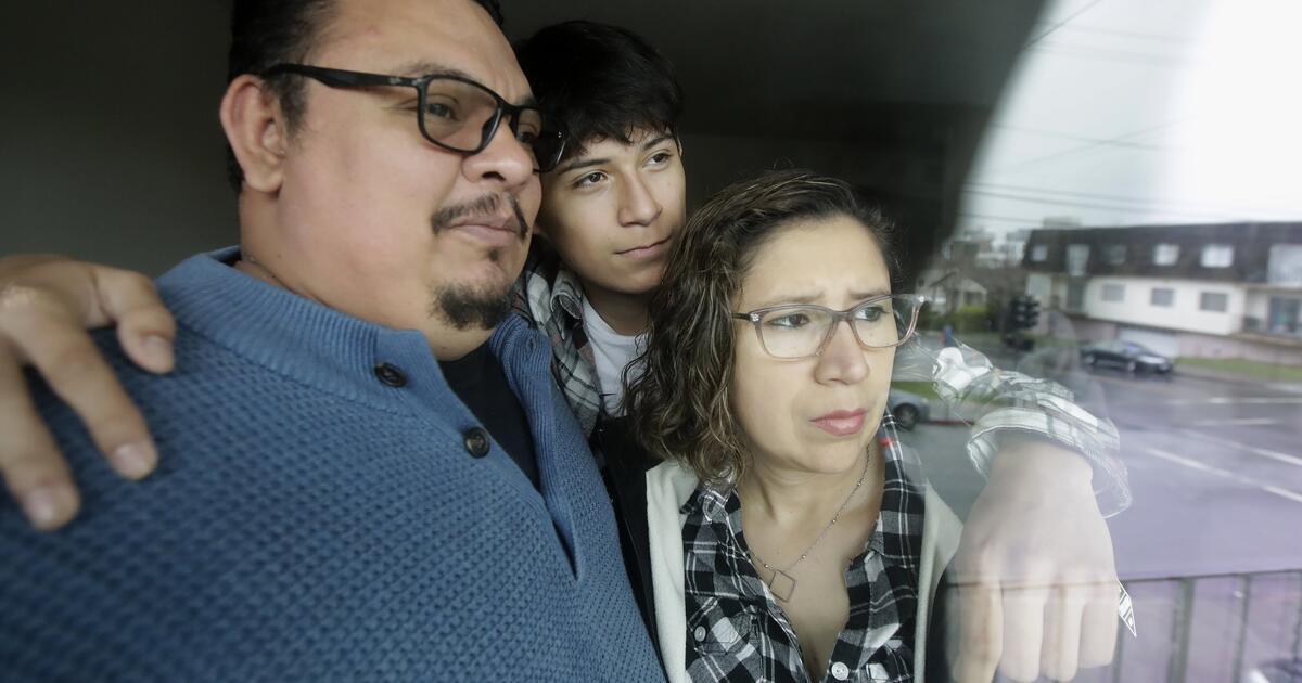 Dos familias en cuarentena por el coronavirus en San Francisco, dos realidades distintas
