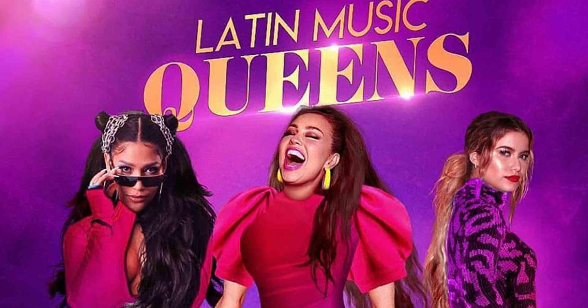 Watch this Exclusive Clip for 'Latin Music Queens' Episode 4: