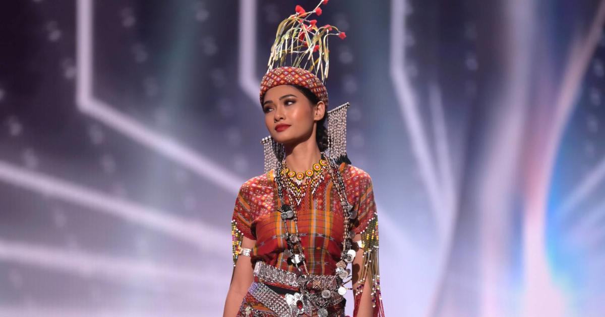 Miss Myanmar gana Mejor Traje Típico de Miss Universo 2021 69ª Edición