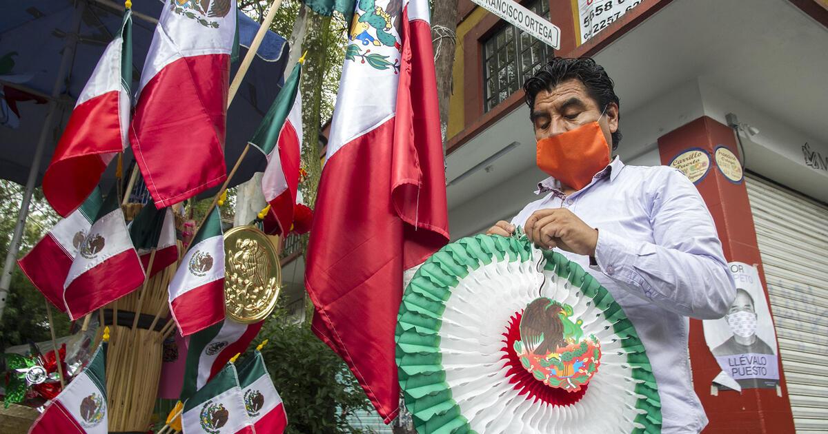 Los Mexicanos Celebraran Las Fiestas Patrias Desde Sus Casas Por La Pandemia De Covid 19 Telemundo