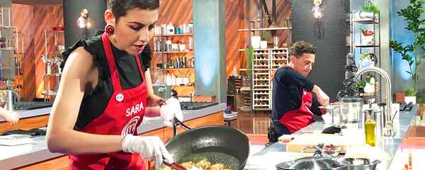 MasterChef Latino 2 Episodio 9