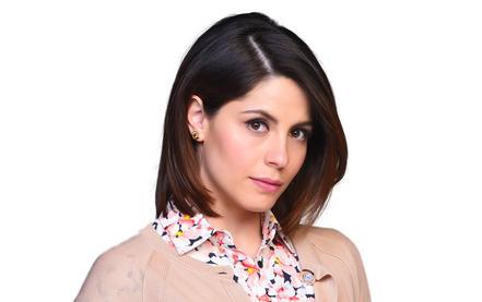 Andrea Martí en La Doña