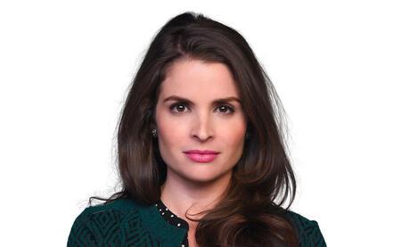 Daniela Bascopé en La Doña