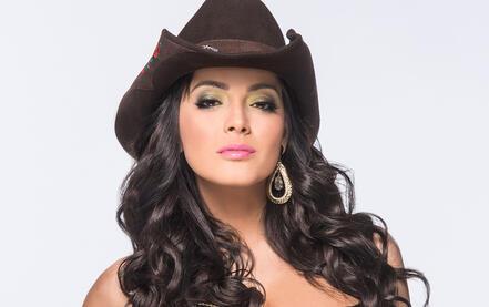 Daniela Navarro como Patricia Rubio en Tierra de Reyes