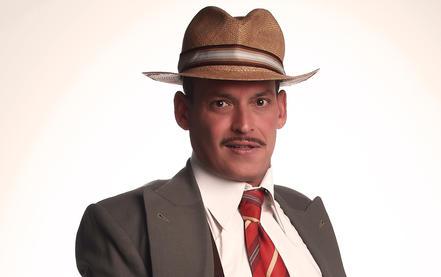 "Abel Rodríguez como Eliécer Calvo en ""Celia"""