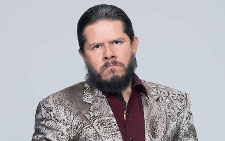 Jorge Zárate como El Indio Amaro