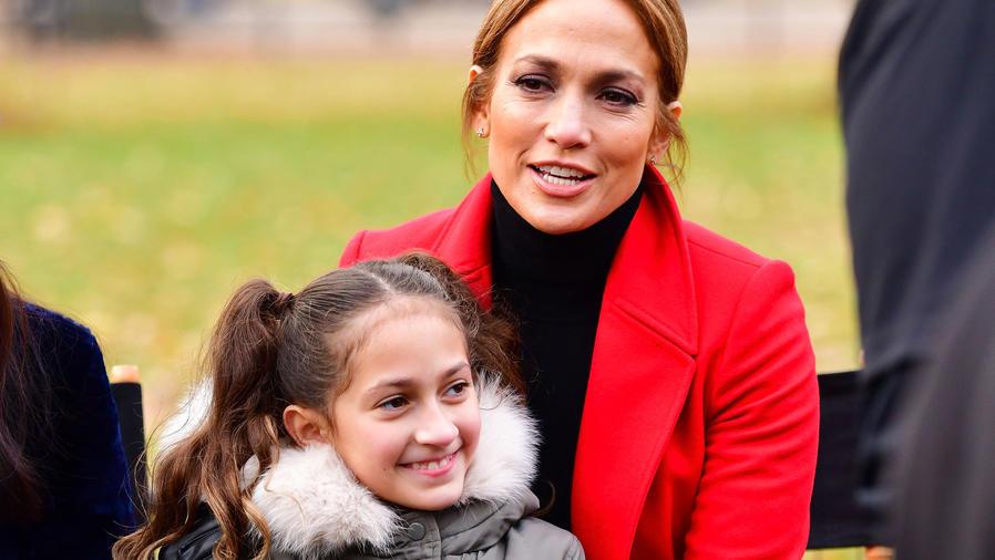 Celebrity Sightings in New York City - December 4, 2017