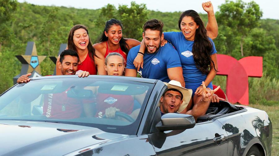 Los ocho finalistas en el auto deportivo convertible