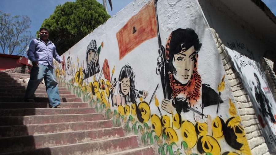 Ayotzinapa, Iguala, México