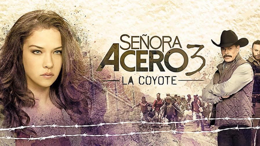Señora Acero 3, La Coyote