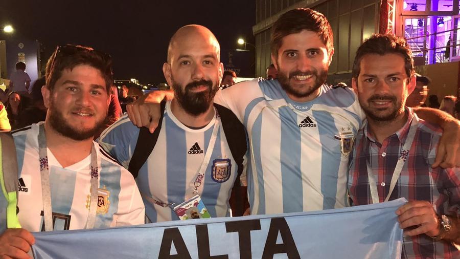Argentina renueva la esperanza