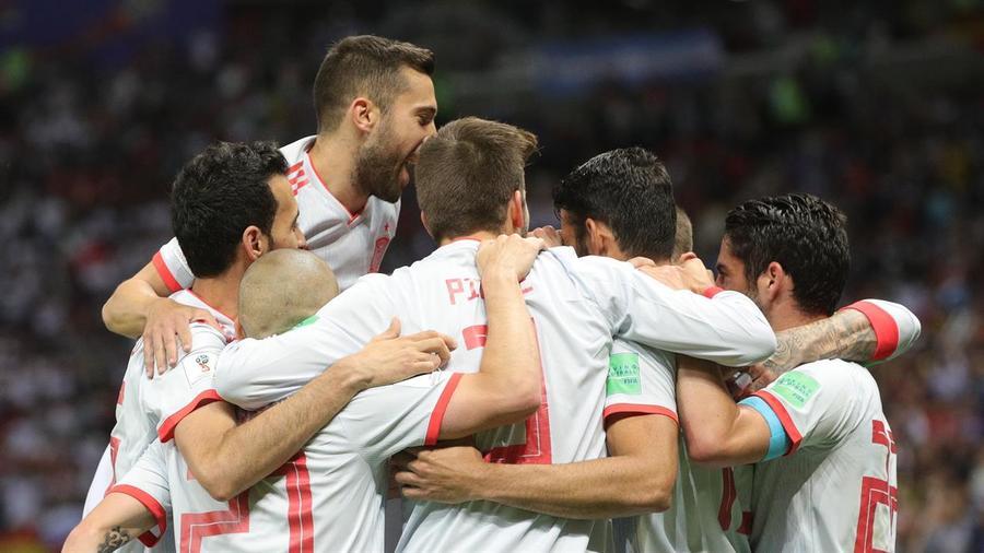 High Lights Irán vs España