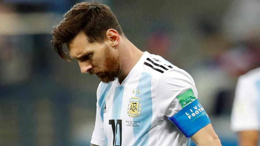 Messi capitán