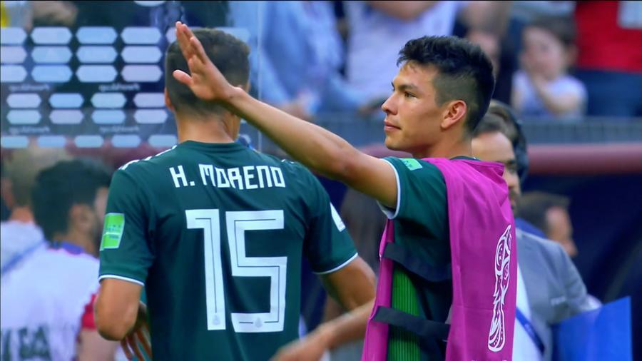 México quinto partido