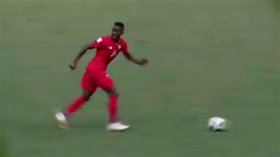 Panamá gol insólito
