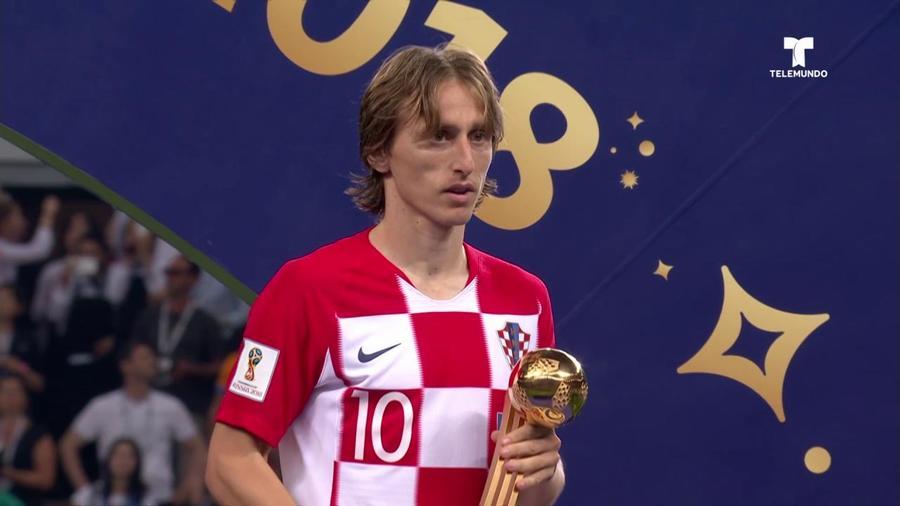 Luka balón de oro