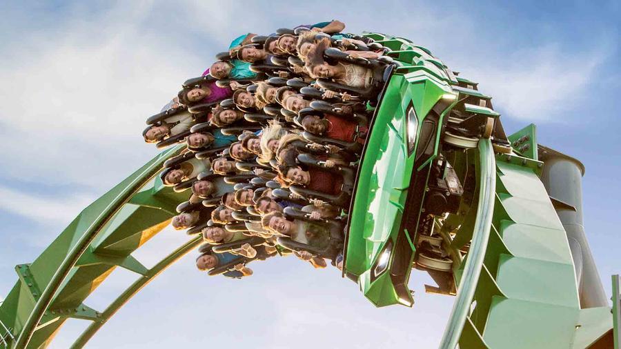 Hulk, Universal Orlando Resort