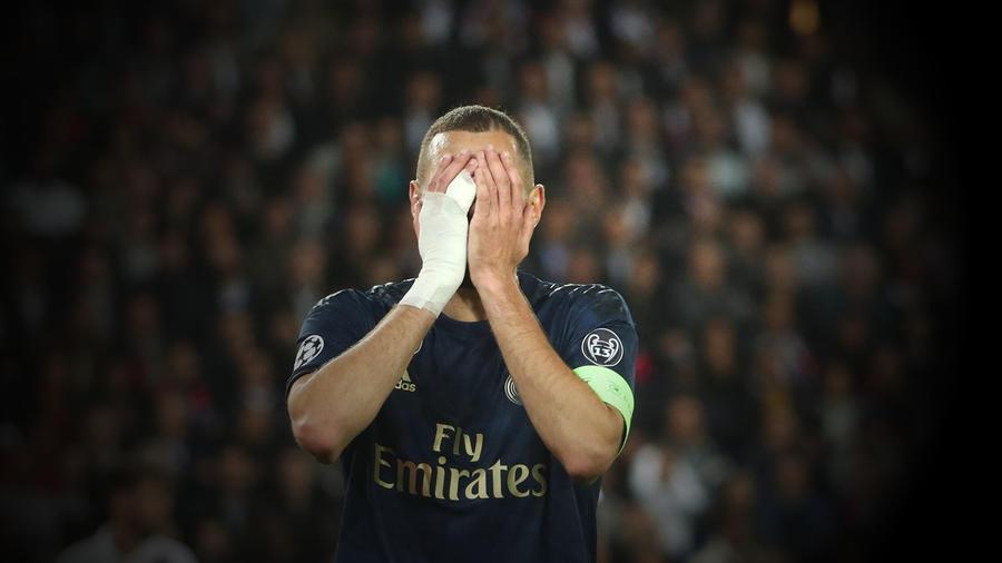 Karim Benzema en Real Madrid