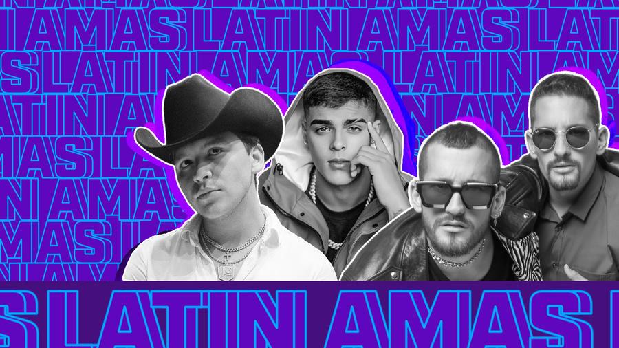 Latin AMAs 2019- Twitter Livestream