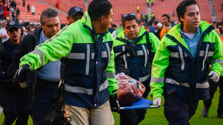 Violencia en la Liga MX