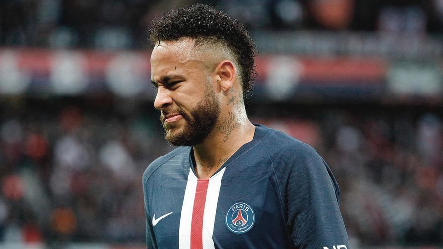 Neymar Jr. en PSG