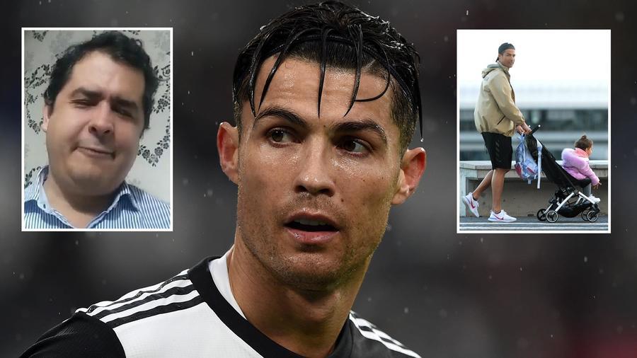 Cristiano Ronaldo en Juventus