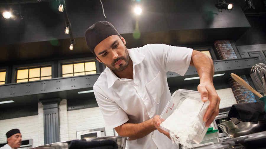 Fabian Ríos en Top Chef Estrellas