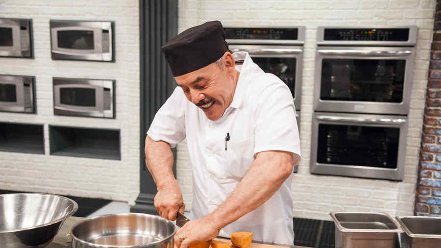 Don Pedro Rivera en Top Chef Estrellas
