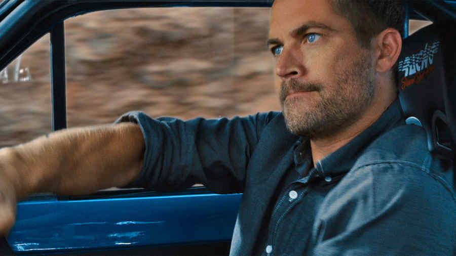 """Paul Walker en """"Fast and Furious""""."""
