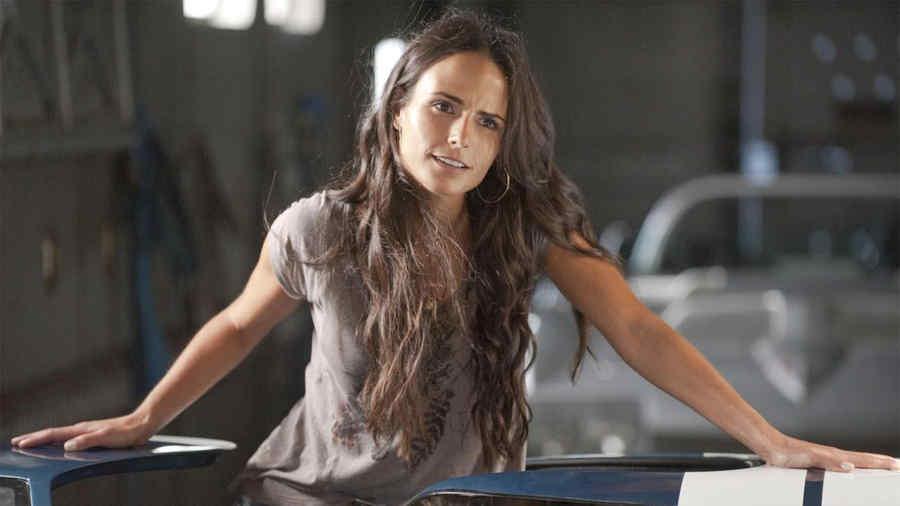 """Jordana Brewster en """"Fast & Furious""""."""