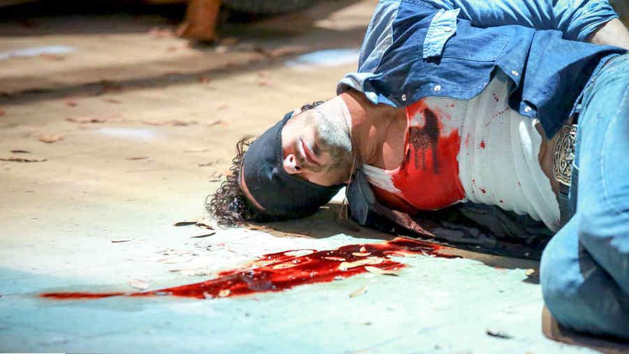 Aarón Díaz secuestrado y herido en el pecho en Tierra de Reyes