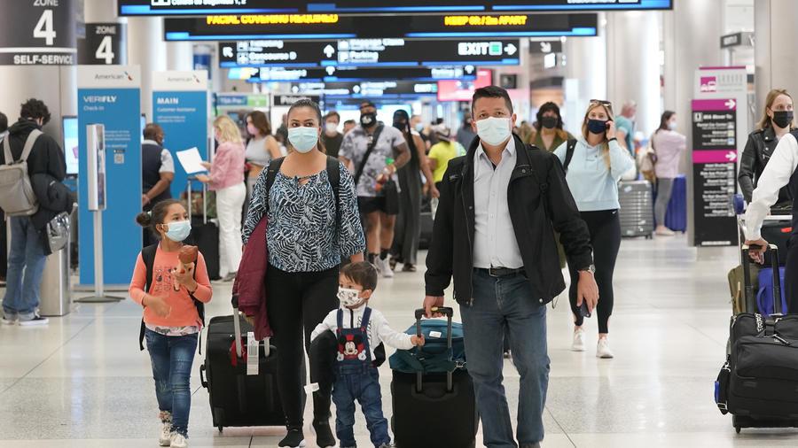 Aeropuerto Internacional de Miami.