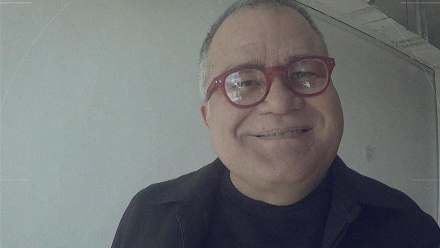 """Armando Correa presentó su libro """"La niña alemana"""""""