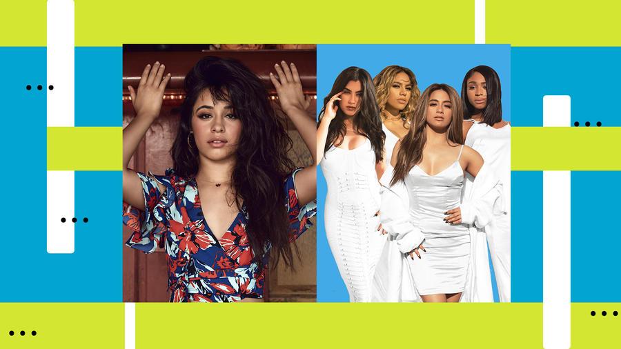 Camila Cabello y Fifth Harmony